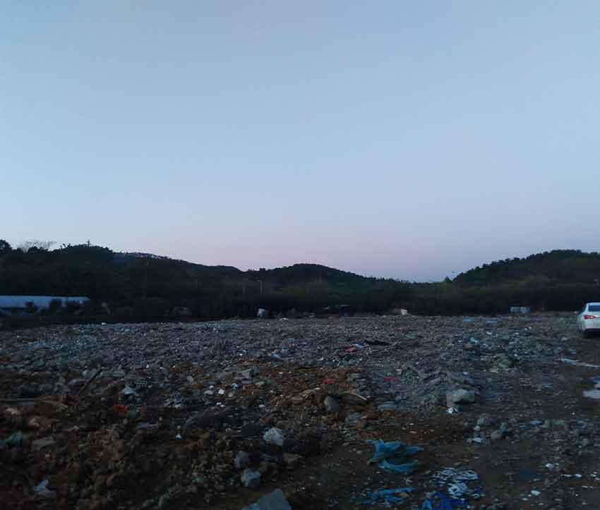 杭州市临安区拆违决定案例-违法建设限期拆除
