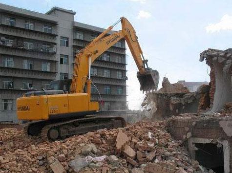 房屋被强拆 维权律师