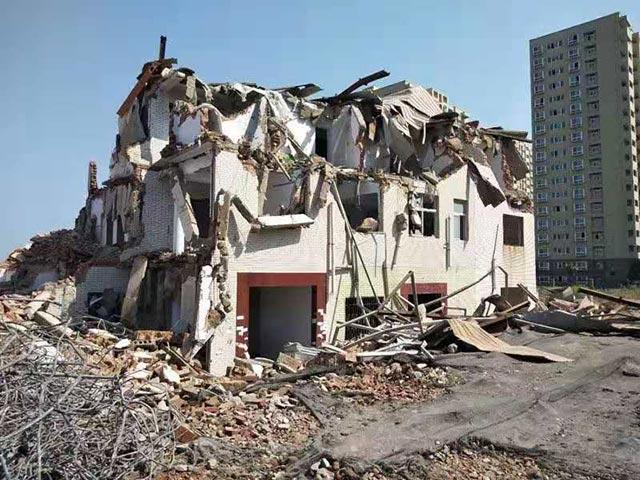 宅基地房屋被强拆